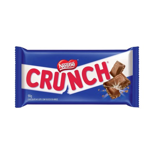 Chocolate Barra Nestlé Crunch 90g