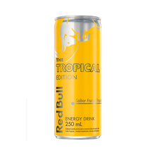 Energético Red Bull Energy Drink Tropical 250ml