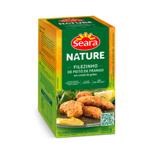 Frango Filezinho Seara Nature Empanado Integral 300g