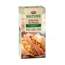 Salsicha Seara Nature 240g