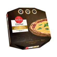 Pizza Seara Gourmet Margherita 450g