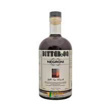 Coquetel Bitter & Co Negroni 750ml