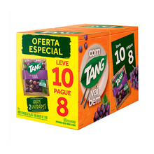 Refresco Tang Leve 10 Pague 8 Uva 25g