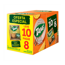 Refresco Tang Leve 10 Pague 8 Abacaxi 25g