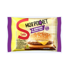 Hot Pocket Sadia X-Burguer Maionese 145g